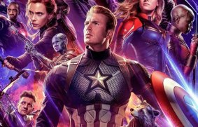 فیلم انتقام جویان 4 دوبله فارسی : آخر بازی Avengers: Endgame 2019