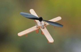 ساخت هلیکوپتر کوچک