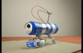 ساخت دستگاه تولید تولید برق