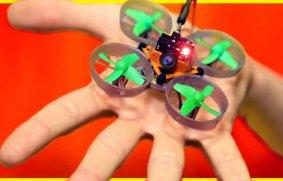 کوچکترین هواپیمای بدون سرنشین جاسوسی
