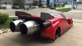 10 خودرو جدید با موتورهای جت