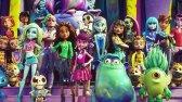 انیمیشن دبیرستان هیولا دوبله فارسی 2017 Monster High