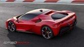 معرفی فراری SF90 مدل 2020