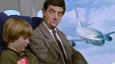 پرواز آقای بین! | کلیپ های خنده دار | مستر بین