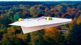 نحوه ساخت هواپیمای کاغذی با موتور DC