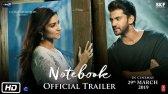 فیلم هندی دفترچه خاطرات 2019 دوبله فارسی Notebook