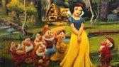 فیلم انیمیشن نوستالژیک سفیدبرفی  و هفت کوتوله با دوبله فارسی