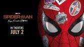 فیلم مرد عنکبوتی دور از خانه دوبله فارسی Spider Man Far From Home 2019