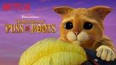 آنونس انیمیشن سریالی گربه چکمه پوش
