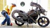 10 موتور سیکلت خارق العاده که واقعا وجود دارد!