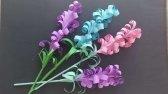 ایده ساخت گلهای زیبای کاغذی
