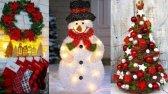 ایده های هنری آسان برای کریسمس