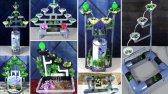 9 ایده عالی ساخت آکواریوم از لوله های PVC