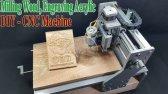 اموزش ساخت دستگاه برش CNC با موتور 775