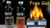گاز رایگان از آب | نحوه ساختن گاز LPG رایگان در خانه