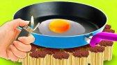 35 روش برای طبخ تخم مرغ
