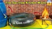 تهیه گاز رایگان از  زباله های میوه و سبزیجات