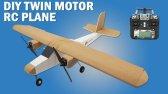ساخت هواپیما بدون موتور