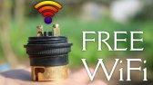 ساخت اینترنت وای فای رایگان را در هر نقطه