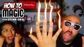 پنج شعبده ی جذاب با شمع