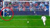 ضربات پنالتی جالب در فوتبال