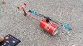 ساخت هلیکوپتر کنترل از راه دور