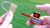 سه اختراع ساده برای بازکردن قفل