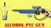 ساخت تفنگ قدرتمند با پی وی سی