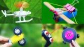 5 ایده حیرت انگیز برای ساخت اسباب بازی