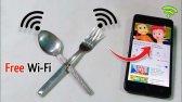 اختراع راه حلی  برای اینترنت رایگان در خانه