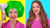 ایده های آرایش مو برای دختران