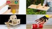 ۵ اختراع جالب که میتوان در خانه ساخت!