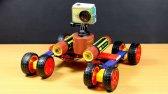 ساخت ماشین کنترل از راه دور