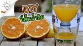 ساخت وسیله ای برای گرفتن آب نارنج