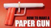ساخت اسلحه کاغذی