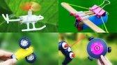 ایده های ساخت اسباب بازی های هیجان انگیز