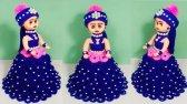 آموزش ساخت عروسک کاموایی زیبا