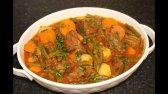 خوراک لوبیا سبز یکی از غذا های شناسنامه دار ایران