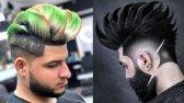 مدل رنگ مو زیبا مردانه
