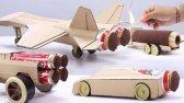 4 ایده فوق العاده برای ساخت اسباب بازی با مقوا