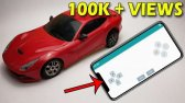 ساخت اتومبیل کنترل شده با تلفن همراه