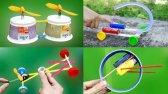 6 اختراع اسباب بازی ساده و سرگرم کننده