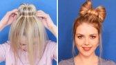 مدل های شیک بستن مو