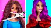 27 ترفند با عروسک های باربی!