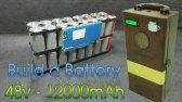 نحوه ساخت باتری 48 ولت