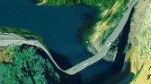 10 مورد از خطرناکترین جاده های دنیا
