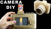 ساخت دوربین عکاسی دست ساز