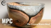 ساخت کاسه زیبا با چوب