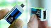 ساخت USB گوشی