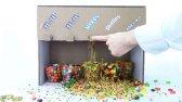 ساخت دستگاه شکلات ساز در خانه